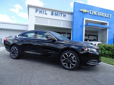 2019 Chevrolet Impala for sale in Lauderhill, FL