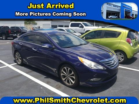 2014 Hyundai Sonata for sale in Lauderhill, FL
