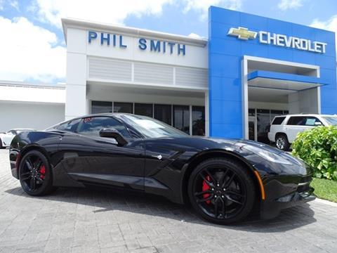 2019 Chevrolet Corvette for sale in Lauderhill, FL