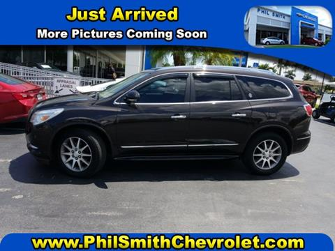2013 Buick Enclave for sale in Lauderhill, FL