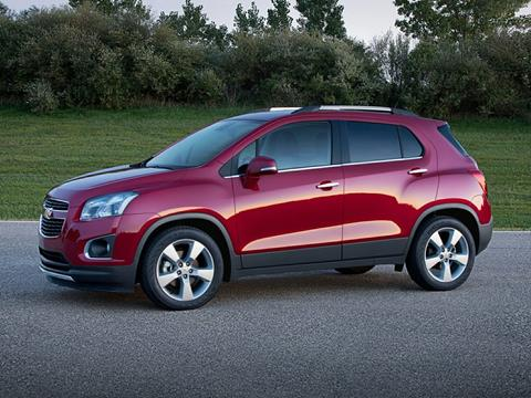 2016 Chevrolet Trax For Sale In Lauderhill Fl