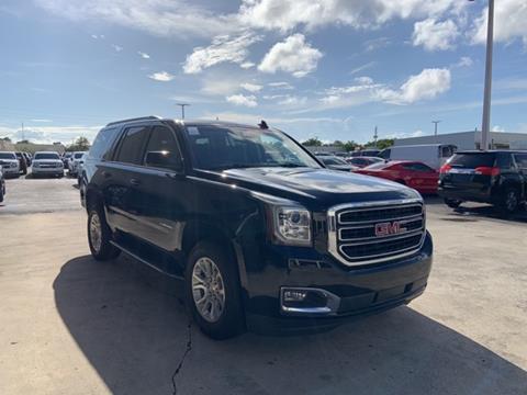 2017 GMC Yukon for sale in Lauderhill, FL