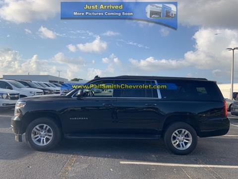 2018 Chevrolet Suburban for sale in Lauderhill, FL