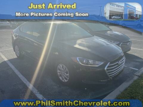 2018 Hyundai Elantra for sale in Lauderhill, FL