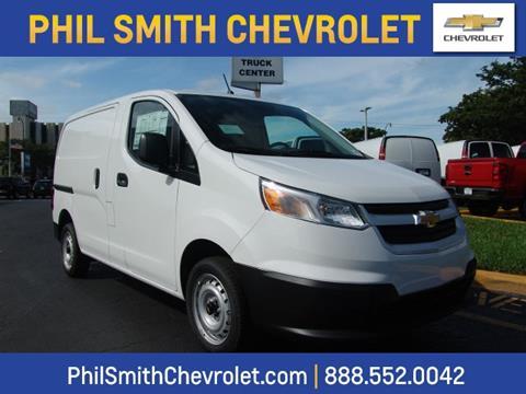 2017 Chevrolet City Express Cargo for sale in Lauderhill, FL