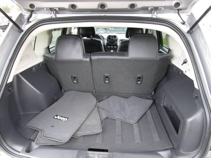 2014 Jeep Compass 4x4 Latitude 4dr SUV - Elma NY