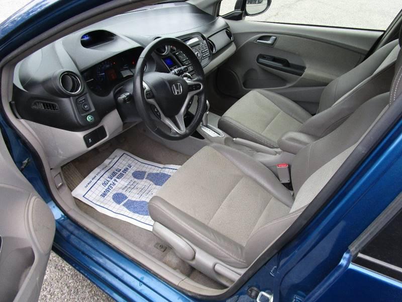 2013 Honda Insight EX 4dr Hatchback - Elma NY