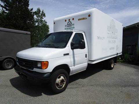 2007 Ford E-350 for sale in Elma, NY