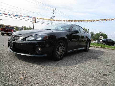2007 Pontiac Grand Prix for sale at PARKVIEW AUTO SALES in Elma NY