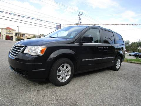 2010 Chrysler Town and Country for sale at PARKVIEW AUTO SALES in Elma NY