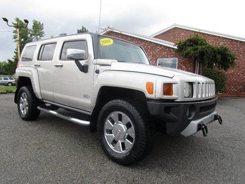 2008 HUMMER H3 for sale at PARKVIEW AUTO SALES in Elma NY