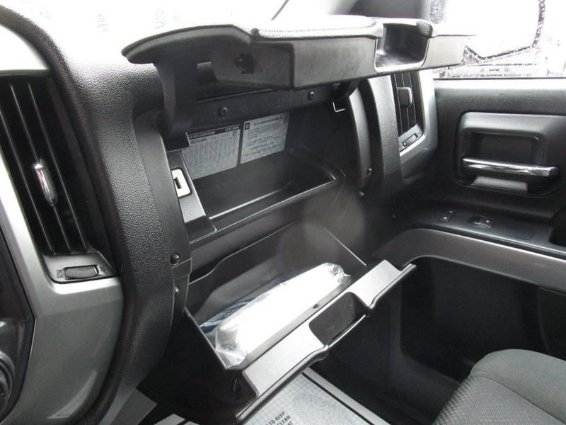 2015 Chevrolet Silverado 1500 4x4 LT 4dr Double Cab 6.5 ft. SB w/Z71 - Elma NY