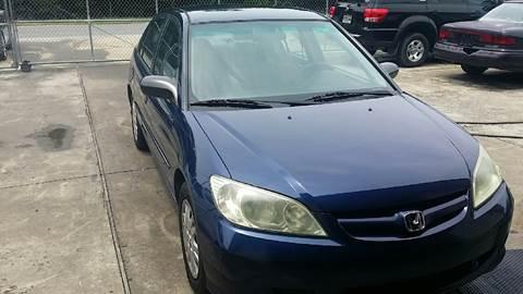 2004 Honda Civic for sale in Fort Walton Beach, FL
