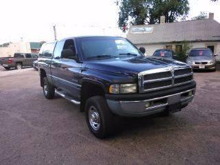 1999 Dodge Ram Pickup 2500 for sale in Colorado Springs, CO