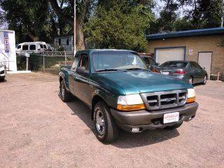 1998 Ford Ranger for sale at South Tejon Motors in Colorado Springs CO