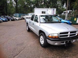 2003 Dodge Dakota for sale at South Tejon Motors in Colorado Springs CO