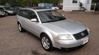 2001 Volkswagen Passat for sale at South Tejon Motors in Colorado Springs CO