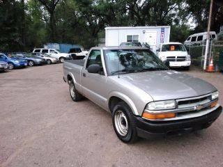2001 Chevrolet S-10 for sale at South Tejon Motors in Colorado Springs CO
