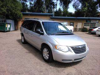 2005 Chrysler Town and Country for sale at South Tejon Motors in Colorado Springs CO