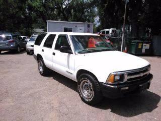 1997 Chevrolet Blazer for sale at South Tejon Motors in Colorado Springs CO