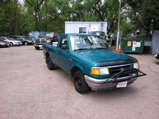 1995 Ford Ranger for sale at South Tejon Motors in Colorado Springs CO