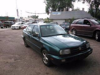 1995 Volkswagen Jetta for sale at South Tejon Motors in Colorado Springs CO