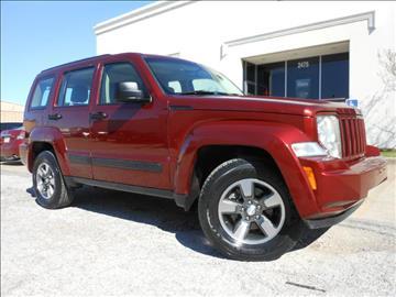 2008 Jeep Liberty for sale in Dallas, TX