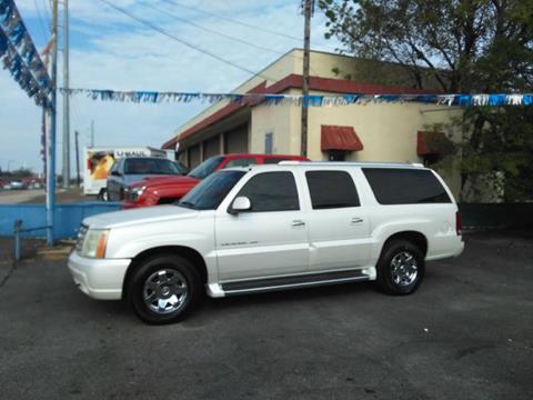 2003 Cadillac Escalade ESV for sale in Longview, TX