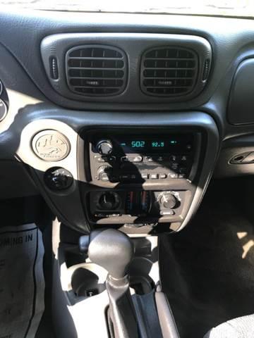 2004 Chevrolet TrailBlazer LT 4dr SUV - Warrenton VA