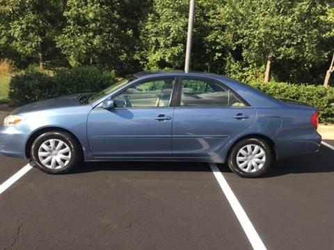 2004 Toyota Camry for sale in Warrenton, VA