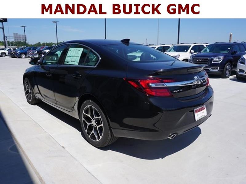 2017 Buick Regal Sport Touring 4dr Sedan - Diberville MS