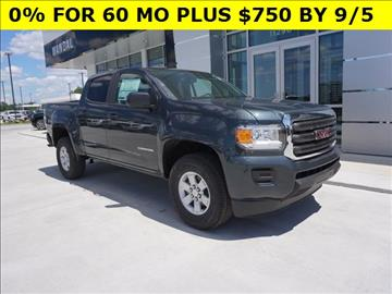 2017 GMC Canyon for sale in Diberville, MS