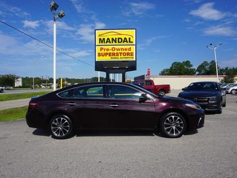 2016 Toyota Avalon for sale in Diberville MS