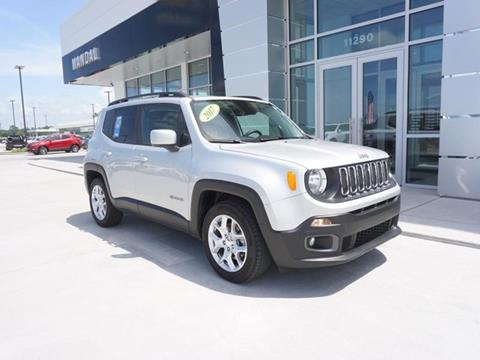 2017 Jeep Renegade for sale in Diberville, MS