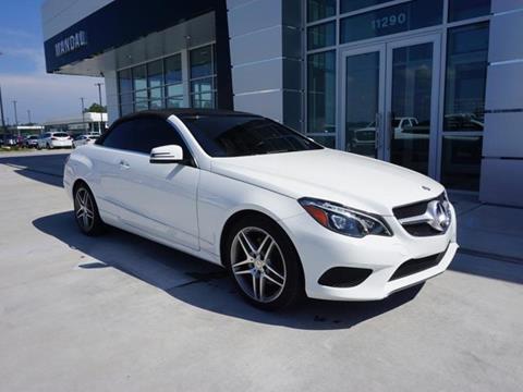 2014 Mercedes-Benz E-Class for sale in Diberville, MS