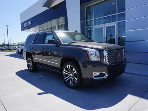 2017 GMC Yukon for sale in Diberville MS