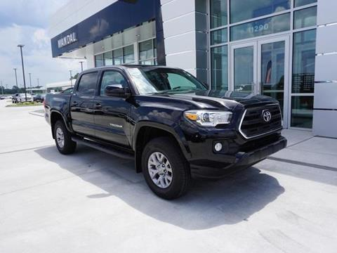 2017 Toyota Tacoma for sale in Diberville MS