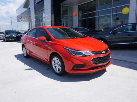 2017 Chevrolet Cruze for sale in Diberville, MS