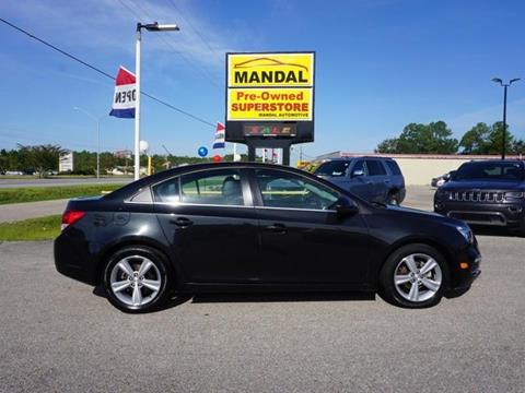 2015 Chevrolet Cruze for sale in Diberville, MS