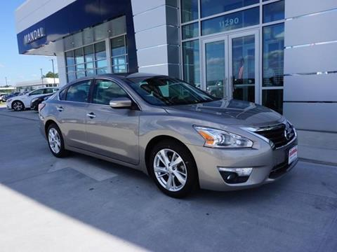 2015 Nissan Altima for sale in Diberville MS