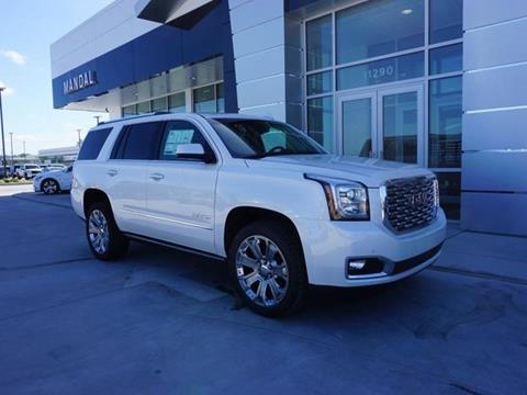 2018 GMC Yukon for sale in Diberville MS