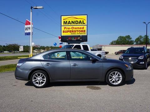 2014 Nissan Maxima for sale in Diberville MS