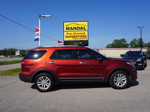 2014 Ford Explorer for sale in Diberville MS