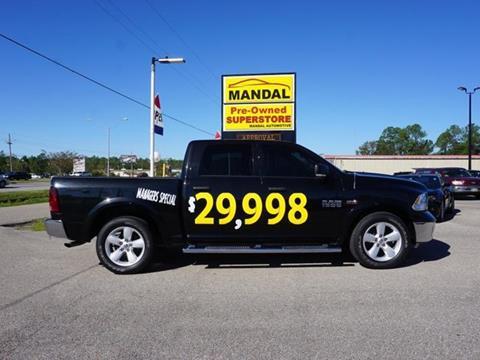 2015 RAM Ram Pickup 1500 for sale in Diberville MS