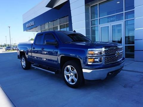 2015 Chevrolet Silverado 1500 for sale in Diberville, MS