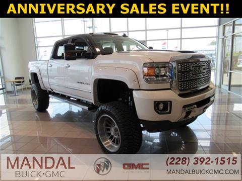 2018 GMC Sierra 2500HD for sale in Diberville, MS