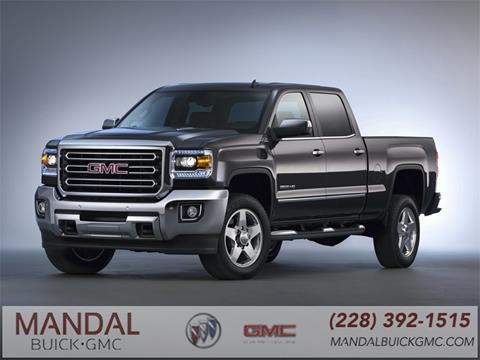 2019 GMC Sierra 3500HD CC for sale in Diberville, MS