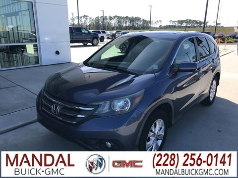 2012 Honda CR-V for sale in Diberville, MS