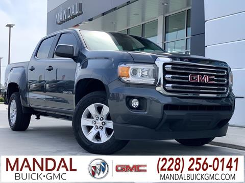 2016 GMC Canyon for sale in Diberville, MS