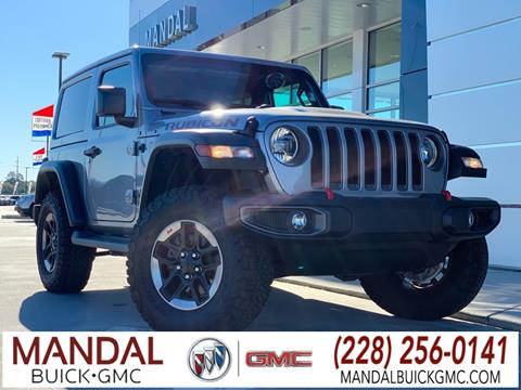 2018 Jeep Wrangler for sale in Diberville, MS